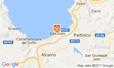 Mappa Balestrate Appartamento 73995
