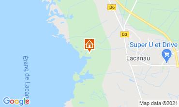 Mappa Lacanau Casa 6715