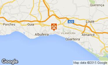 Mappa Albufeira Villa  57069