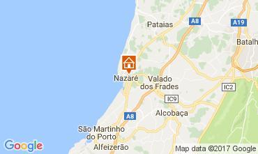 Mappa Nazaré Appartamento 107623