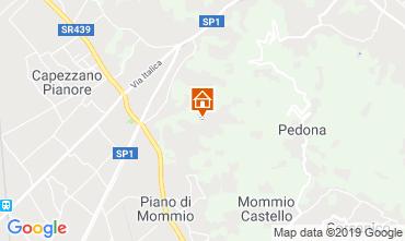 Mappa Camaiore Casa 110354