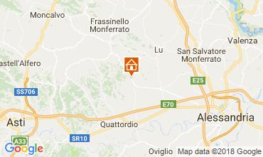 Mappa Alessandria Appartamento 115176