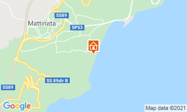 Mappa Mattinata Casa 102530