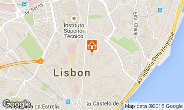Mappa Lisbona Appartamento 68982