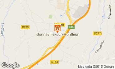Mappa Honfleur Agriturismo 61976