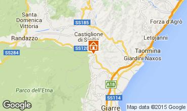 Mappa Linguaglossa Villa  74503