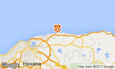 Mappa L'Avana Villa  88660
