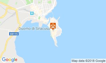 Mappa Siracusa Monolocale 116828