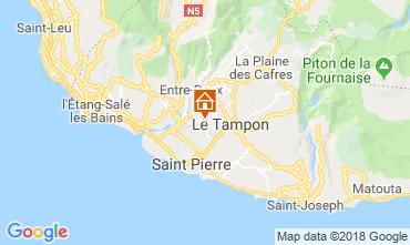 Mappa Saint Pierre (Riunione) Villa  117301