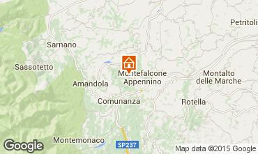 Mappa Fermo Villa  70350