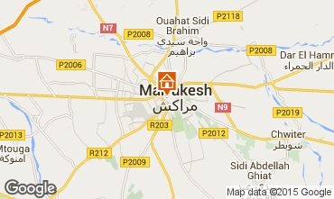 Mappa Marrakech B&B 78024