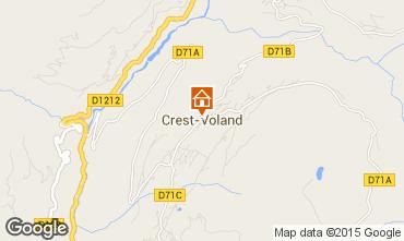 Mappa Crest Voland Cohennoz Appartamento 61393