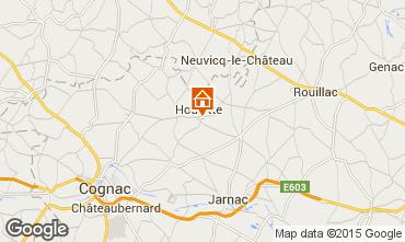 Mappa Cognac Agriturismo 14481