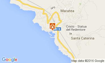 Mappa Maratea Casa 20810