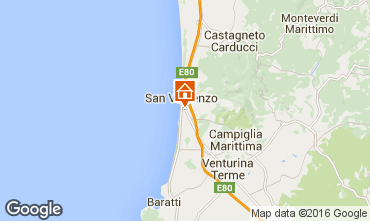 Mappa San Vincenzo Casa 10223