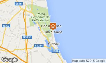 Mappa Milano Marittima Appartamento 77058