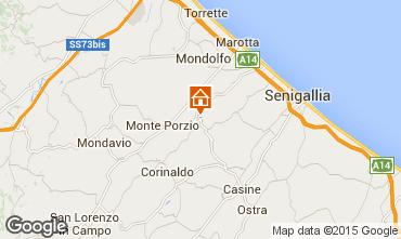 Mappa Senigallia Appartamento 67840