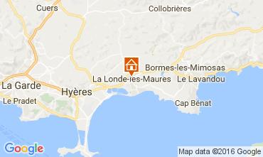 Mappa La Londe les Maures Villa  97056