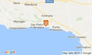 Mappa San Pietro in Bevagna Villa  108970