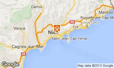 Mappa Nizza Appartamento 75359