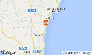 Mappa Andrano Appartamento 88890