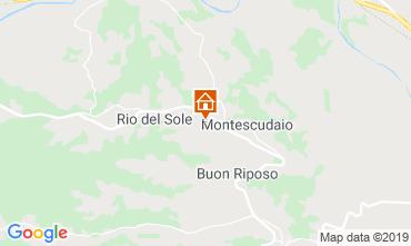 Mappa Montescudaio Monolocale 116189