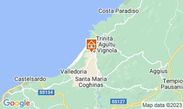 Mappa Badesi Appartamento 21206