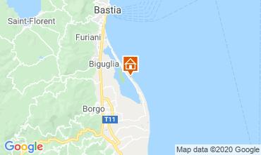 Mappa Borgo Monolocale 88511