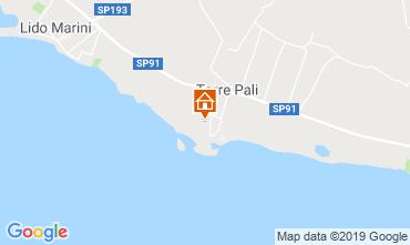 Mappa Torre Pali Appartamento 117326