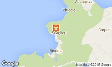 Mappa Portoferraio Villa  41467