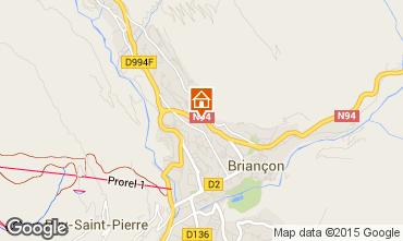 Mappa Briançon Appartamento 73330