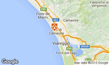 Mappa Lido di Camaiore Monolocale 103223