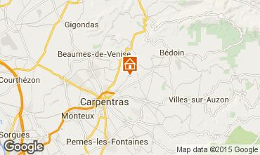 Mappa Caromb Casa 16202