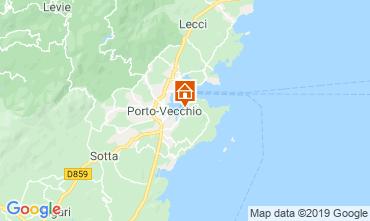 Mappa Porto Vecchio Villa  84149