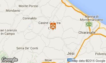 Mappa Senigallia Villa  95277
