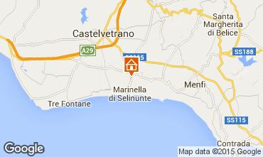 Mappa Selinunte Casa 96625