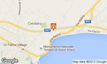 Mappa Terracina Appartamento 69242