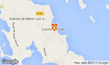 Mappa Locmariaquer Appartamento 92620