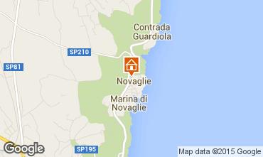 Mappa Marina di Novaglie Appartamento 84450