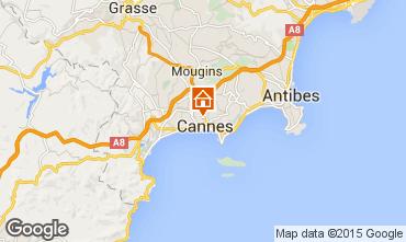 Mappa Cannes Monolocale 87329