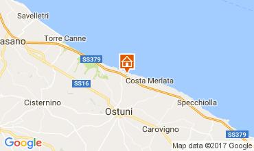 Mappa Ostuni Villa  110107