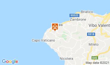 Mappa Tropea Appartamento 56650
