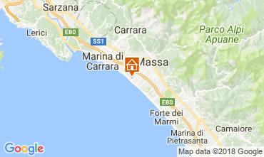 Mappa Marina di Massa Appartamento 45704