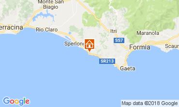 Mappa Sperlonga Villa  70140