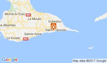 Mappa Saint Francois Villa  111533