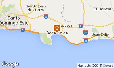Mappa Santo Domingo Appartamento 99593