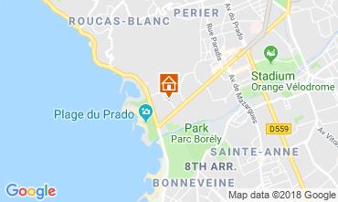 Mappa Marsiglia Appartamento 103851