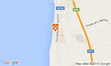 Mappa San Vincenzo Appartamento 102751