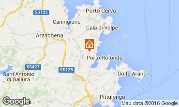 Mappa Porto Rotondo Villa  103093
