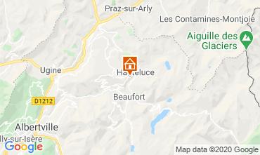 Mappa Les Saisies Chalet 2713